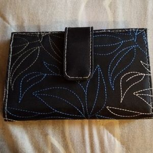 Gently used Travelon wallet